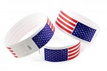 USA Flag tyvek Multi-Color image