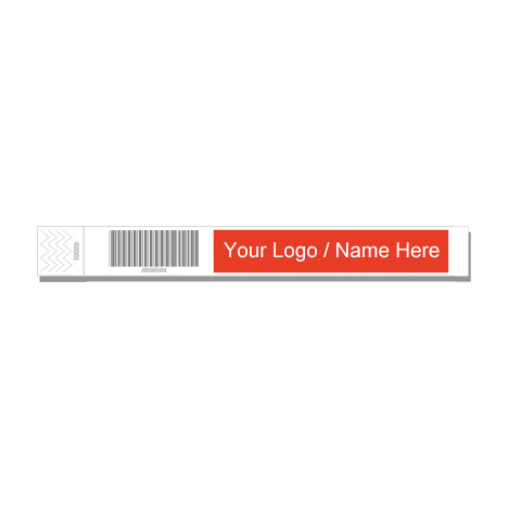 Custom Barcode (New Recyclable Material)