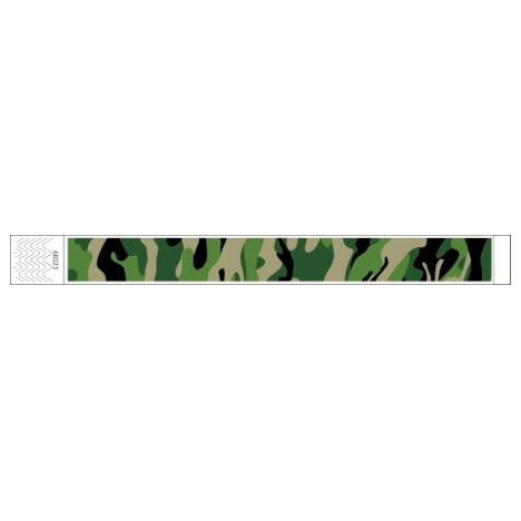 CAMOUFLAGE pattern Multi-Color print ( New Recyclable Material)