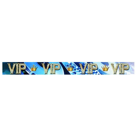 VIP Crown tyvek Multi-Color image