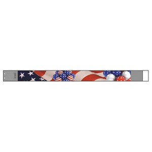 4th of July tyvek Multi-Color image